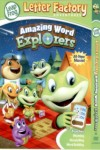 LeapFrog Letter Factory: Amazing Word Explorers