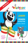 Spanish for Kids: Sabor!: Spanish Learning Songs (CD)