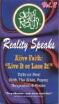Reality Speaks Vol. 2