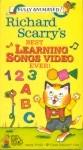 Richard Scarrys Best Learning Songs Video Ever!