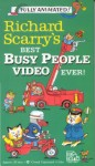 Richard Scarrys Best Busy People Video Ever!