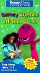 Barney: Rhymes with Mother Goose
