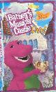 Barney:  Barneys Musical Castle
