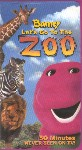 Barney: Lets Go to the Zoo