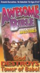 Awesome Bible Adventures Volume 9