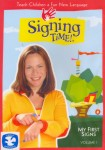 Signing Time Volume 1: My First Signs