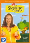 Signing Time Volume 2: Playtime Signs