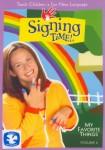 Signing Time Volume 6: My Favorite Things
