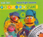 Play with Me Sesame: Good Night Sesame DVD and CD-Rom