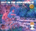 Lost in the African Bush (Illustrated with Read-Along CD)